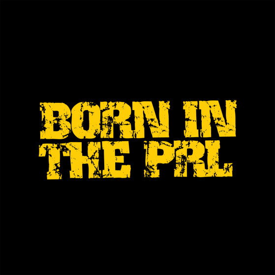 Born in the PRL - front