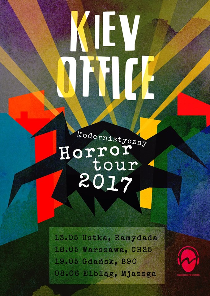 Kiev Office Horror Tour 2017
